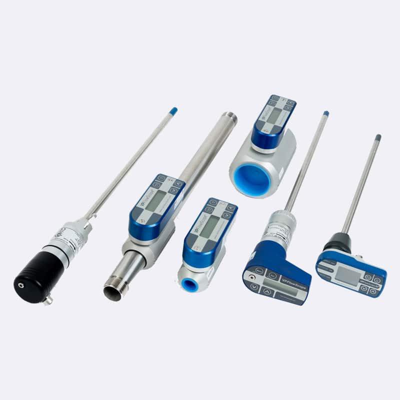Onderhoud Persluchtmeting Air Flow tools Van Elewout Kompressoren