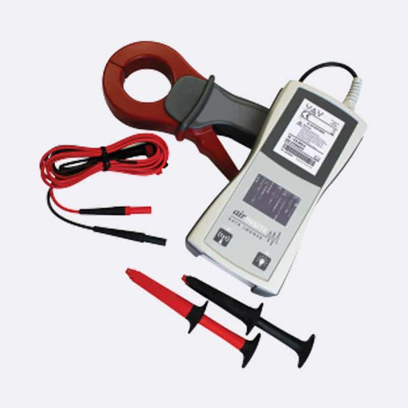 Onderhoud Persluchtmeting Air insite tool Van Elewout Kompressoren