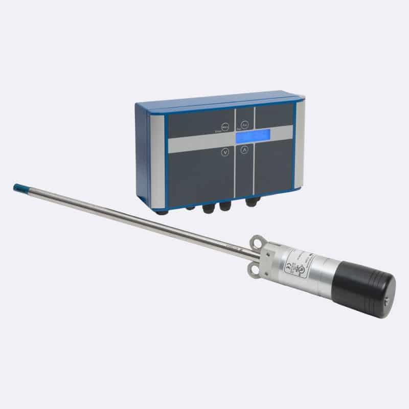 Onderhoud Persluchtmeting VPFlowScope Van Elewout Kompressoren