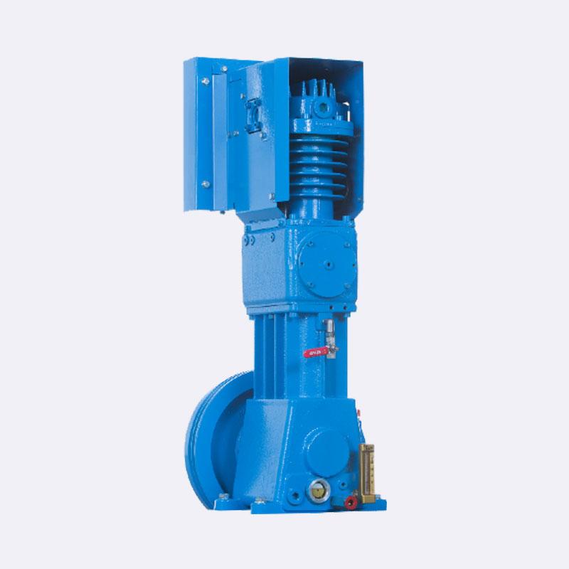 Waterstof zuigercompressor TRX200 Van Elewout Kompressoren