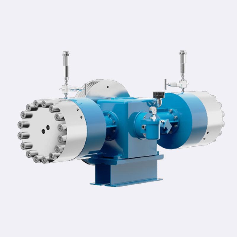 Zuurstofcompressor Membraan zuurstof compressor Van Elewout Kompressoren