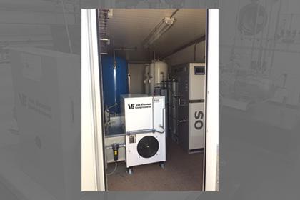 Zuurstofgenerator Gastechniek Van Elewout Kompressoren